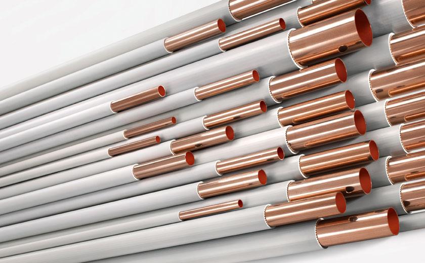 Plastic Coated Copper Tube | Custom Tube Design | Hailiang