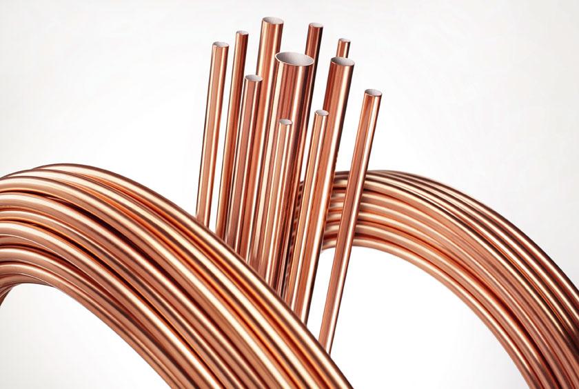 Kuterlon Copper Tube
