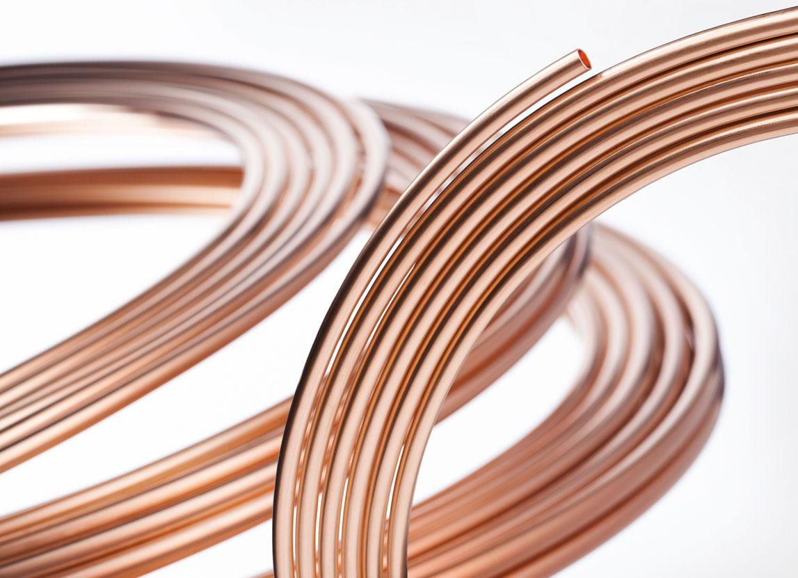 Minibore Copper Coil